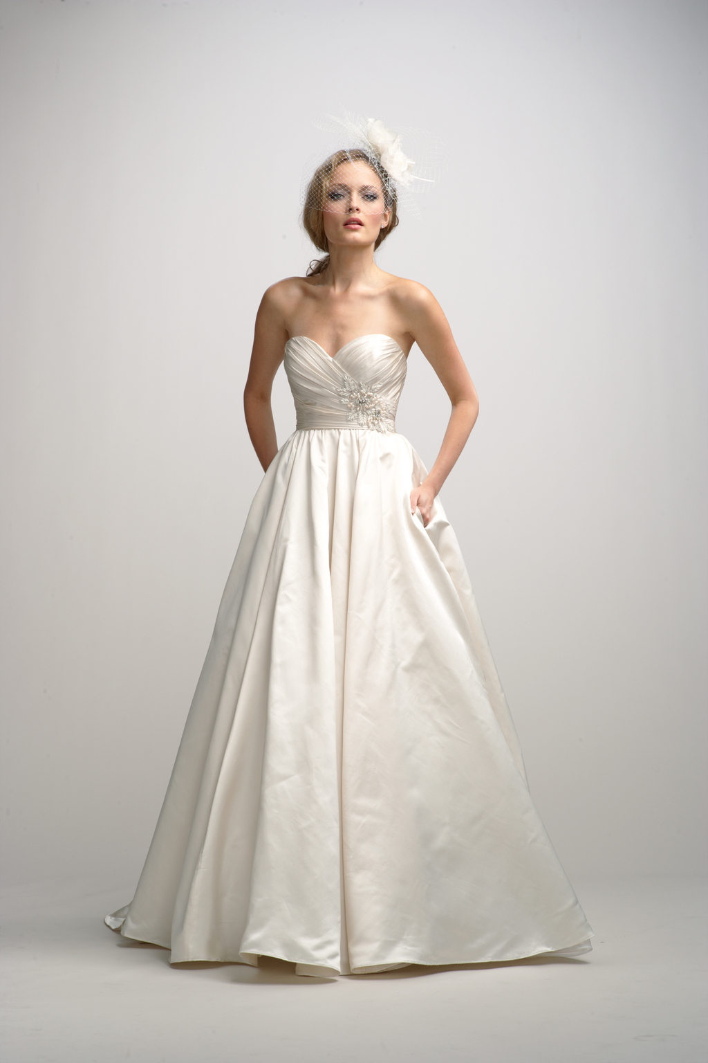 fall 2012 wedding dress watters bridal gown 2