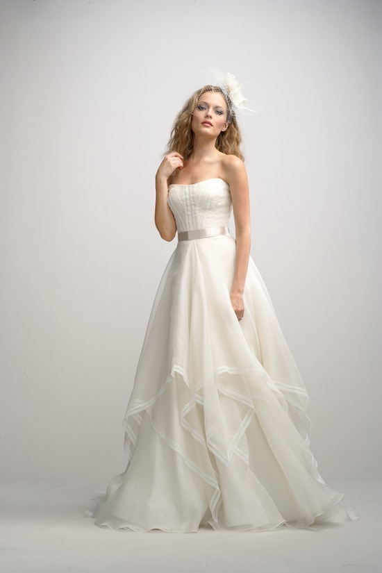 fall 2012 wedding dress watters bridal gown 10