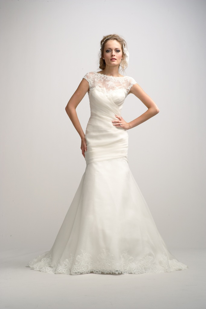 photo of Best Wedding Dresses from Fall 2012 Watters Bridal Collection