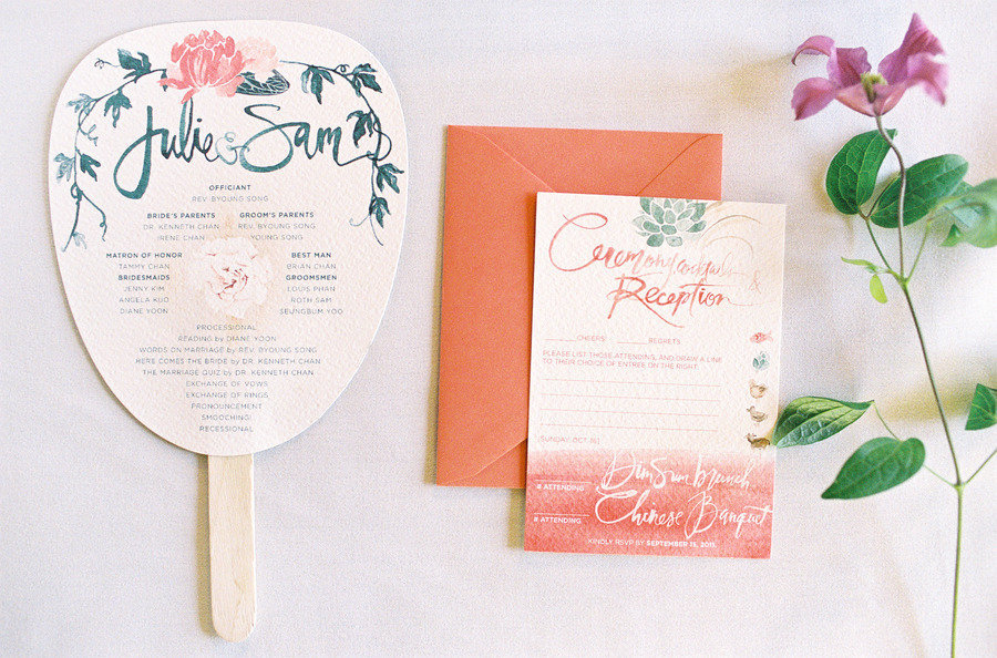 Coral-green-wedding-color-palette-romantic-wedding-stationery.full