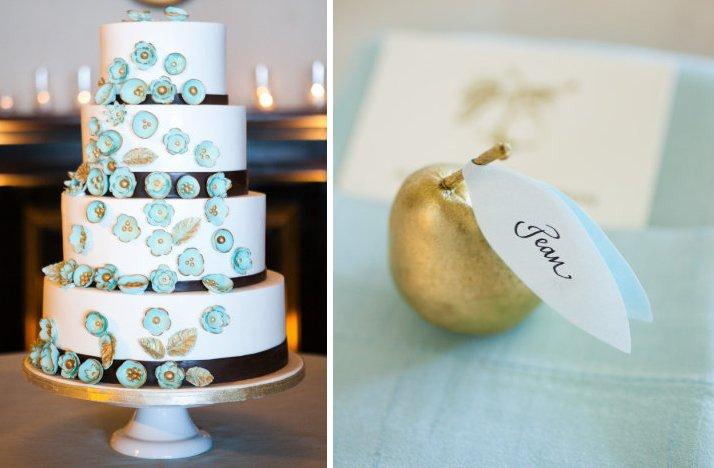 Gold-powder-blue-wedding-color-palette-wedding-cake-escort-cards.full