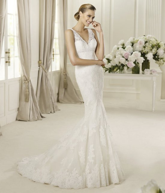 2013 wedding dress Pronovias bridal gowns fashion collection Diango