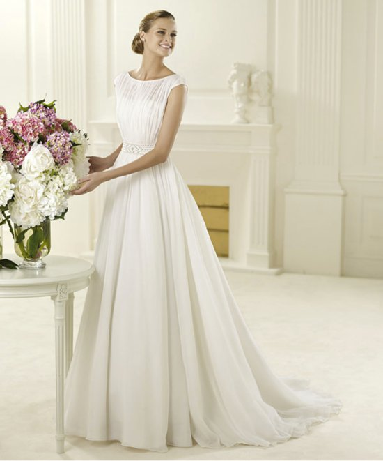 2013 wedding dress Pronovias bridal gowns fashion collection Denver