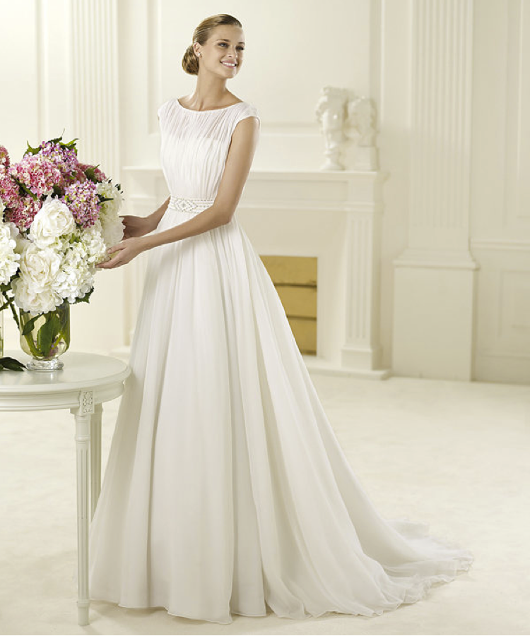 Wedding Gown 2013: 2013 Wedding Dress Pronovias Bridal Gowns Fashion