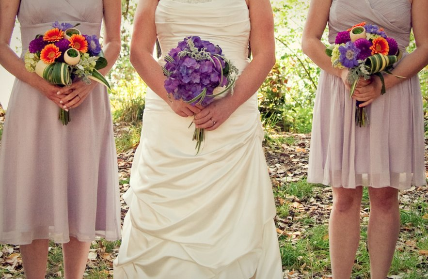 eco friendly wedding ideas 5 ways to go green bridal bouquet