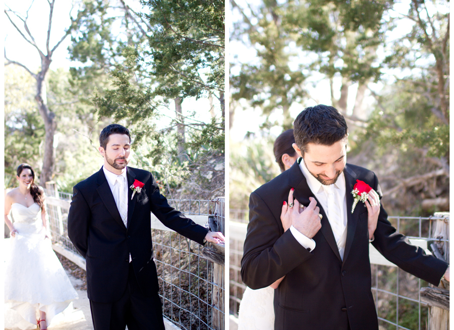 First-look-wedding-photos-black-white-red-wedding.full