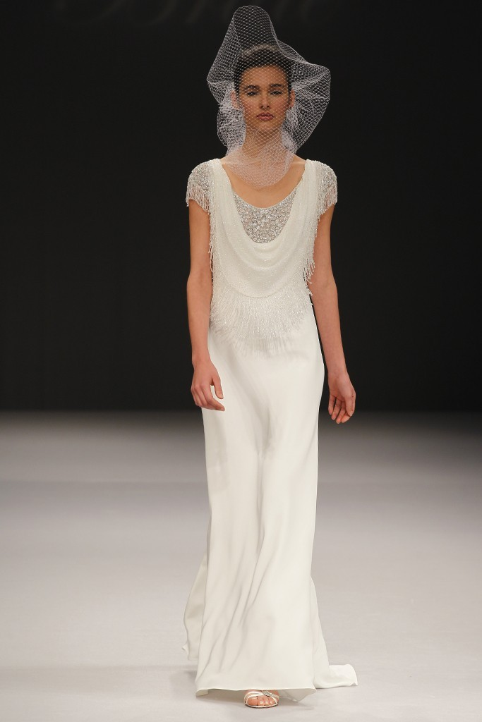 wedding dress spring 2012 bridal gowns badgley mischka pippa