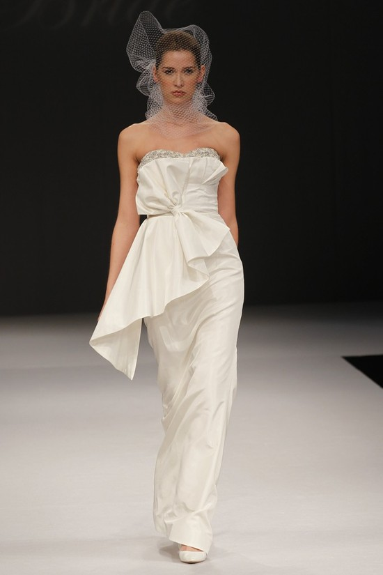 wedding dress spring 2012 bridal gowns badgley mischka kaylin
