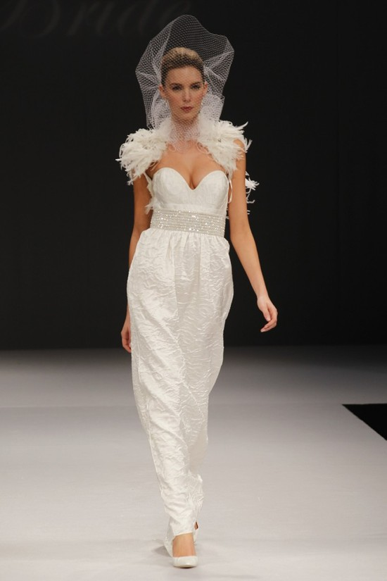 wedding dress spring 2012 bridal gowns badgley mischka brianna