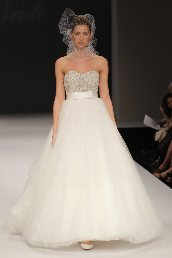 Wedding dress spring 2012 bridal gowns badgley mischka ava for Wedding dress badgley mischka