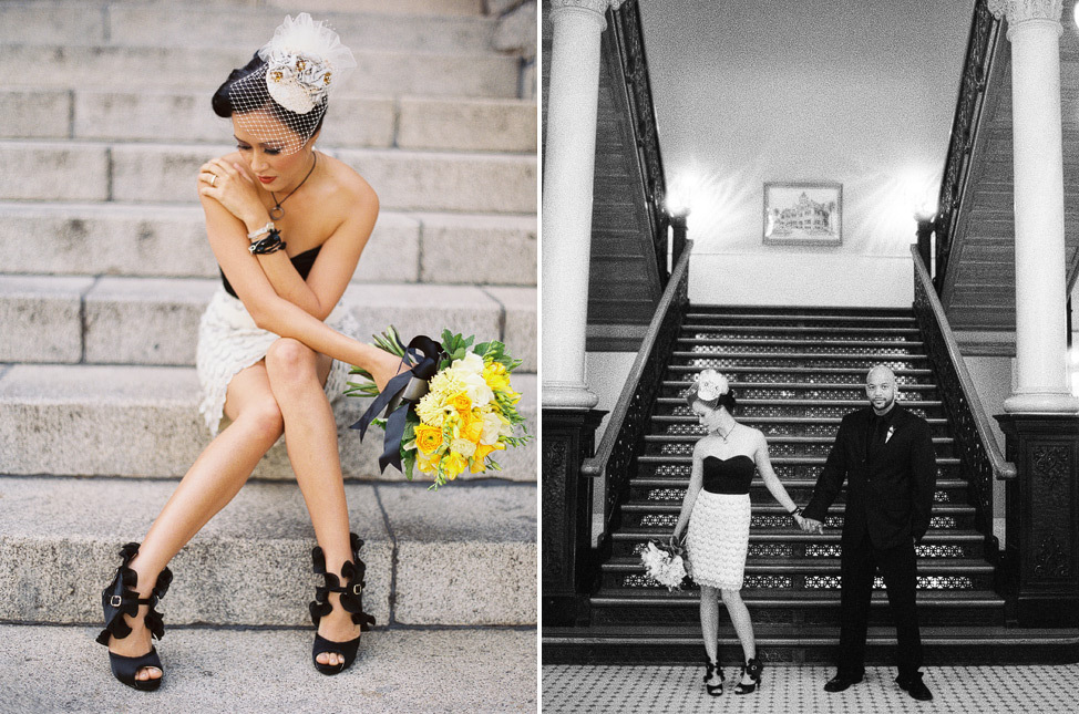 Sophisticated-wedding-style-black-white-ruffles.full