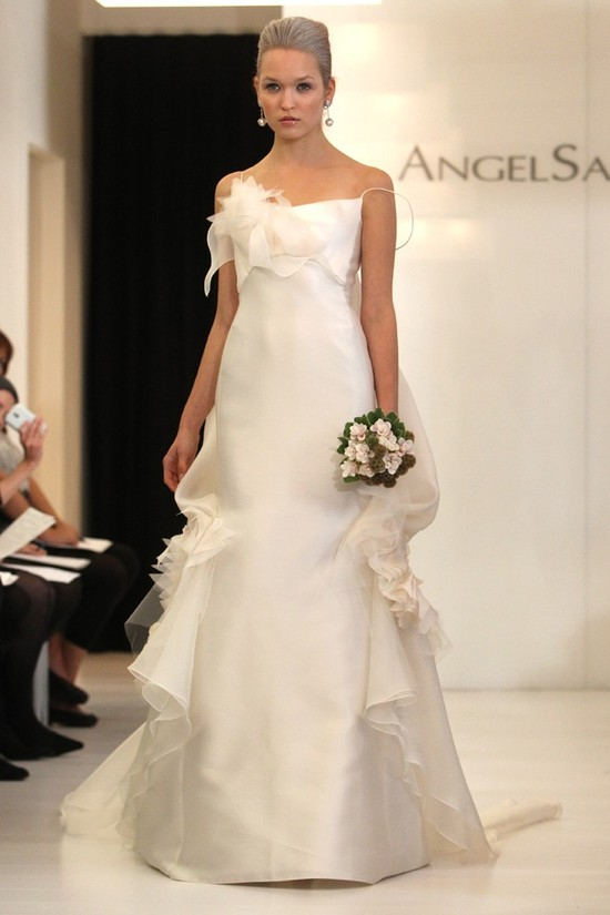 wedding dress 2012 bridal gowns angel sanchez 16