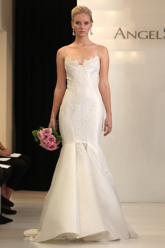 wedding dress 2012 bridal gowns angel sanchez 15