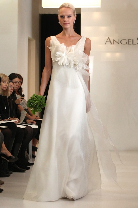 wedding dress 2012 bridal gowns angel sanchez 14