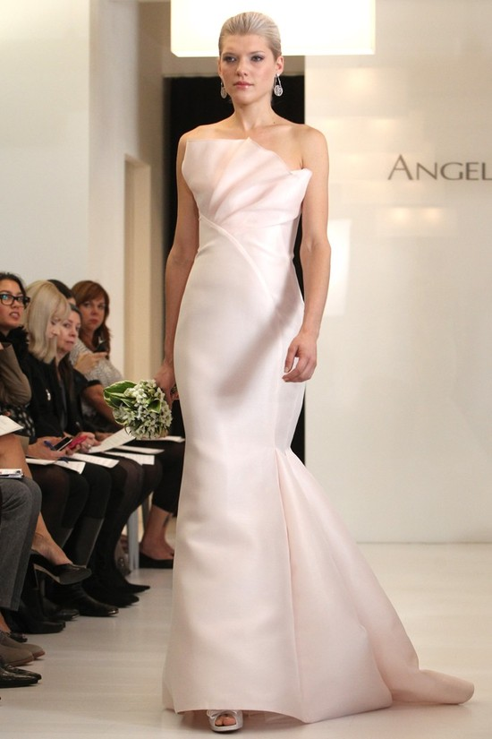 wedding dress 2012 bridal gowns angel sanchez 13