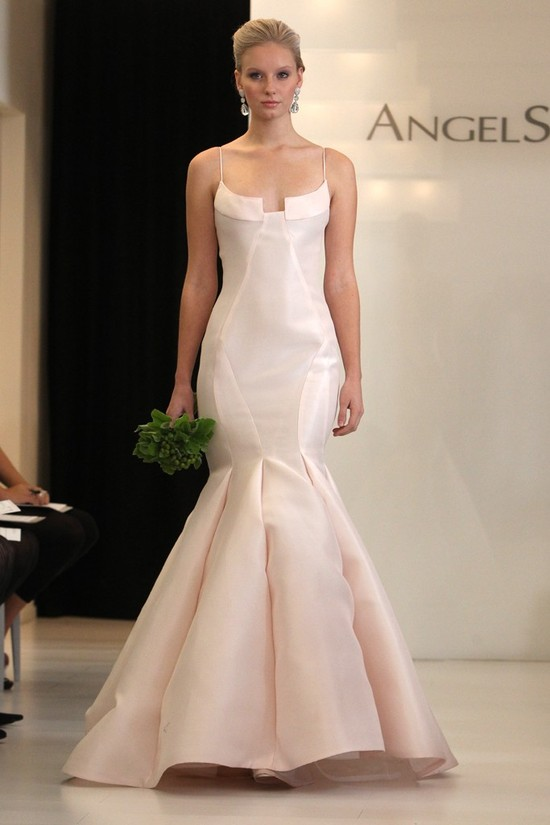 wedding dress 2012 bridal gowns angel sanchez 11