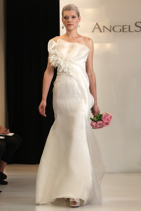 wedding dress 2012 bridal gowns angel sanchez 8