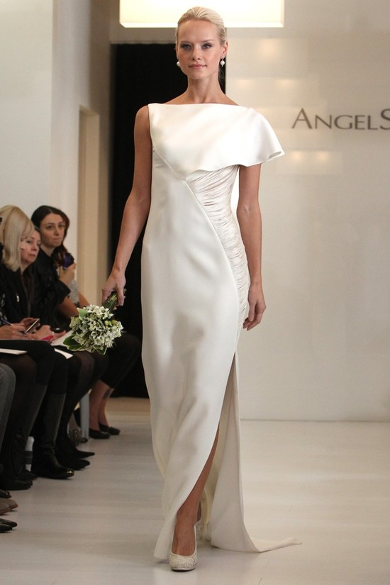 wedding dress 2012 bridal gowns angel sanchez 7
