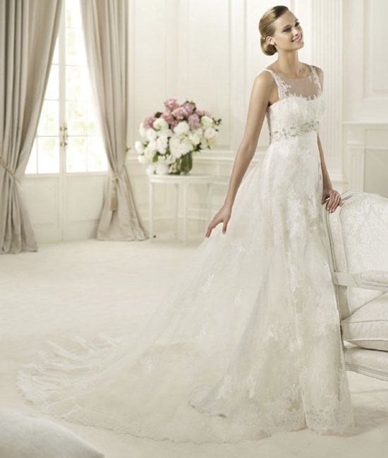 2013 wedding dress Pronovias Costura collection bridal gowns Dedalo copy
