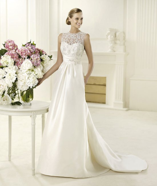 2013 wedding dress Pronovias Costura collection bridal gowns Dance