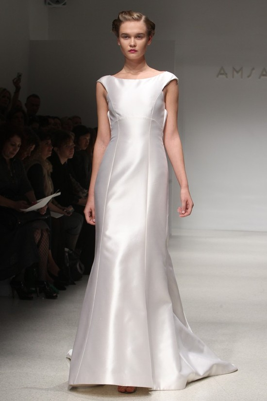 wedding dress fall 2012 bridal gowns amsale 14