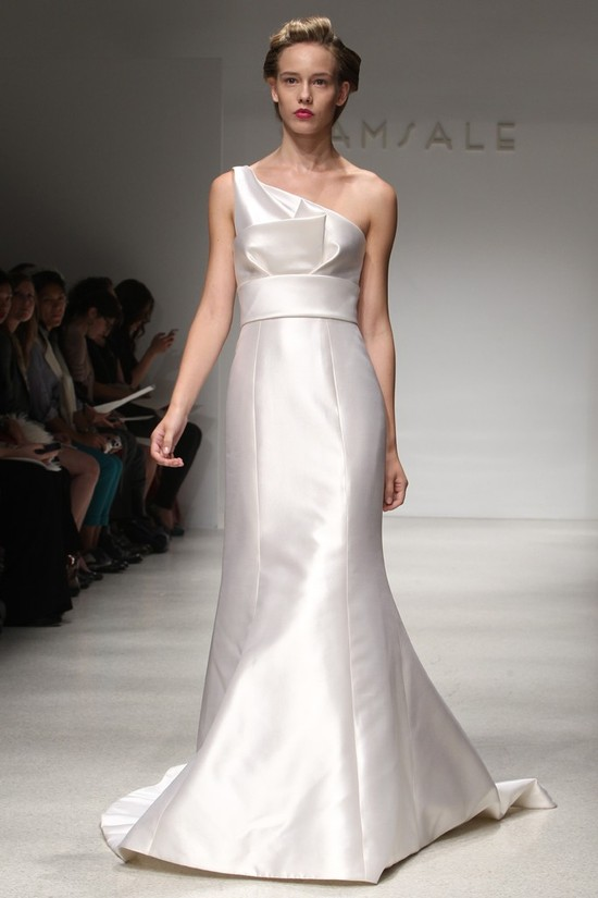 wedding dress fall 2012 bridal gowns amsale 11