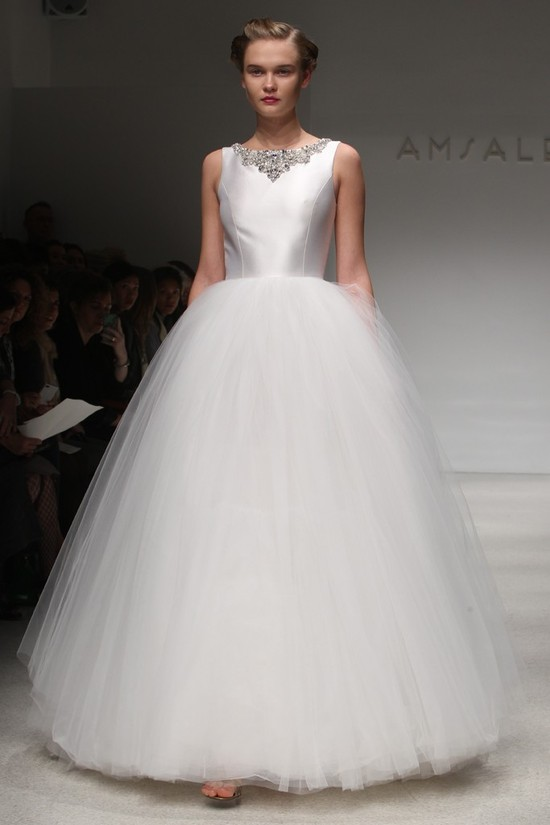 wedding dress fall 2012 bridal gowns amsale 7