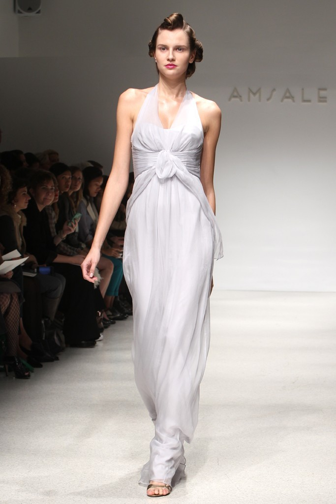 wedding dress fall 2012 bridal gowns amsale 2