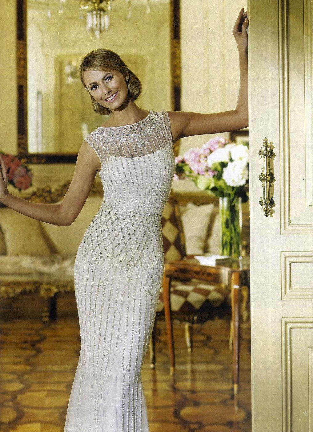 Stacy-keibler-george-clooney-getting-married-wears-pronovias-bridal-gown.full