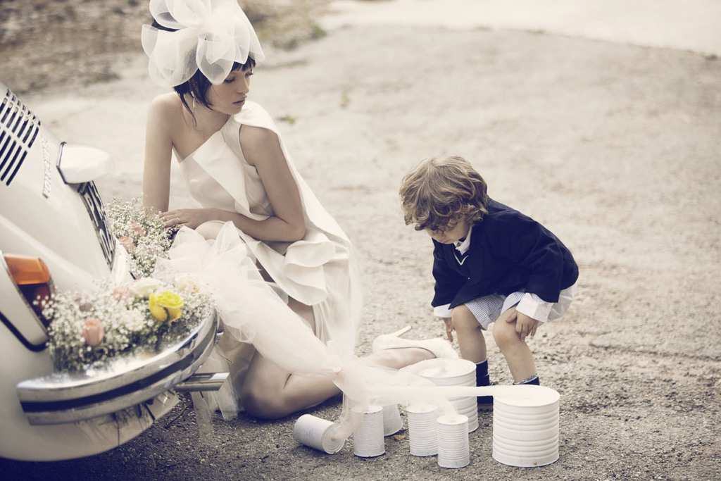 Real-wedding-inspiration-destination-wedding-ideas-sicily-italy-haute-couture-bride-with-ring-bearer.full