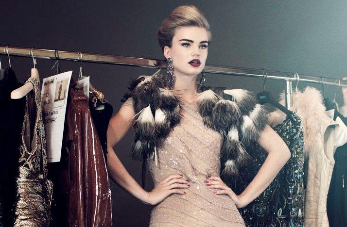 Wedding-hair-makeup-inspiration-elegant-sophisticated-bride-2.full