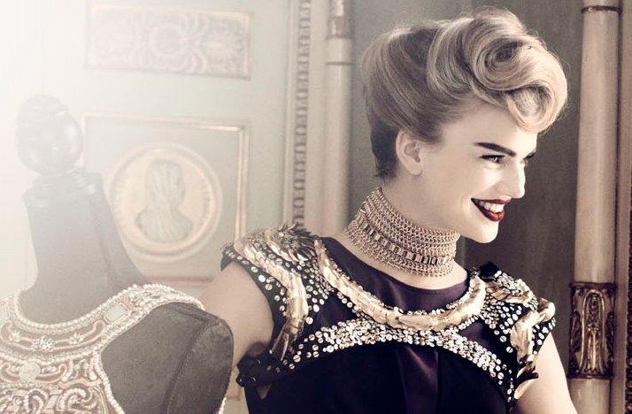 Wedding-hair-makeup-inspiration-elegant-sophisticated-bride-bridal-updo.full