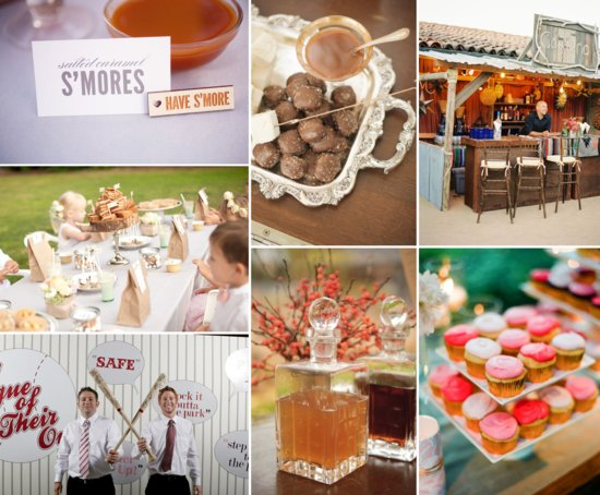 creative wedding reception ideas fun for brides grooms and guests