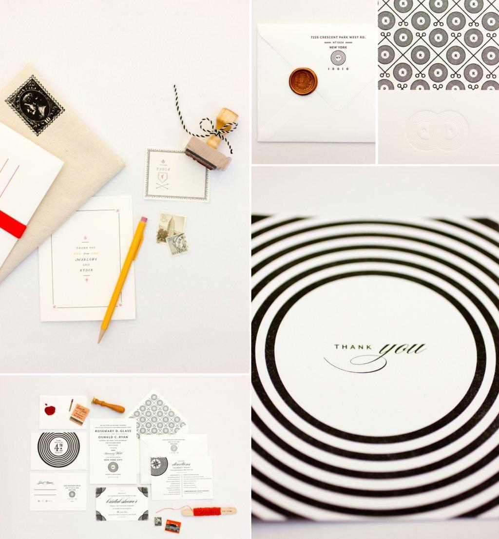 Wedding-stationery-invitation-designers-to-know-black-ivory-red-modern-wedding-invites.full