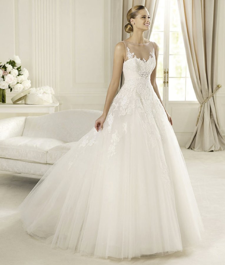 2013 wedding dress Pronovias Glamour collection bridal gowns Durban