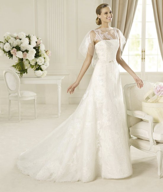 photo of Gambo wedding dress