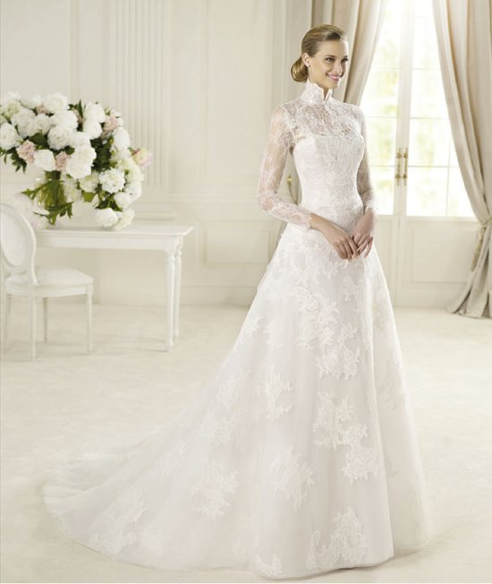 photo of Gabon wedding dress