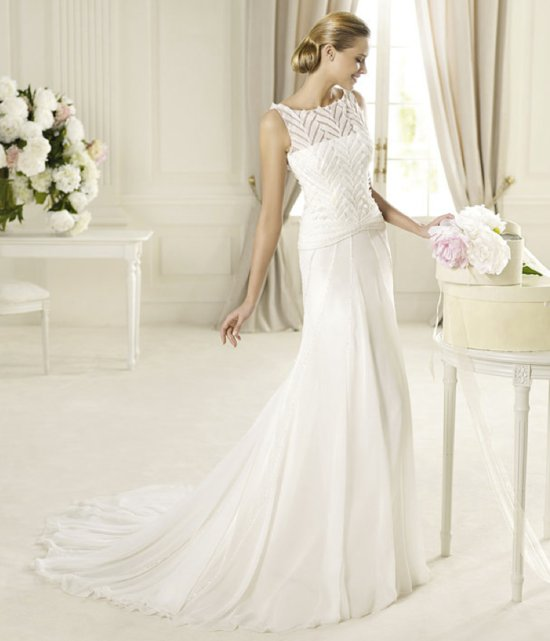 2013 wedding dress manuel mota bridal gowns 3