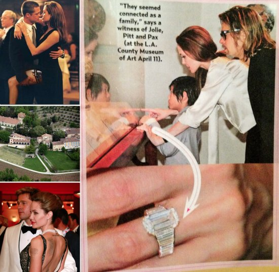 photo of 5 Things You Don't Know About the Brangelina Engagement