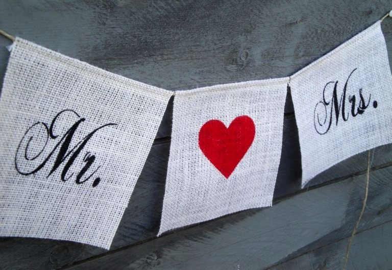 Creative-wedding-ideas-from-etsy-mr-and-mrs-decor-white-burlap-red-heart.full
