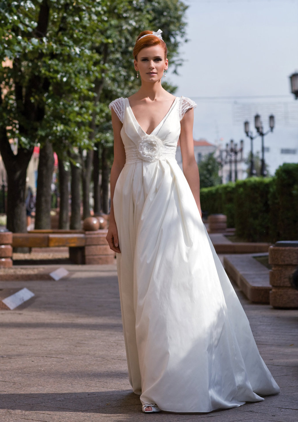 Gorgeous and affordable wedding dresses