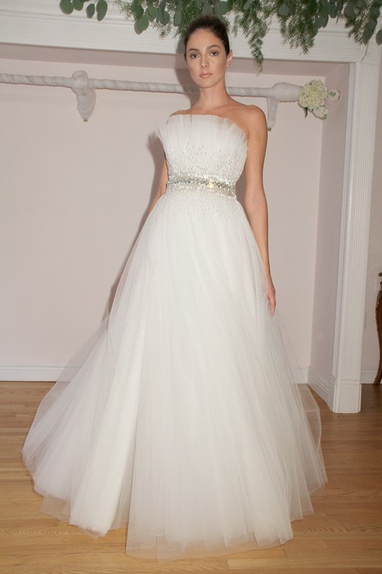 Randi Rahm timeless wedding dresses, Fall 2012, 2