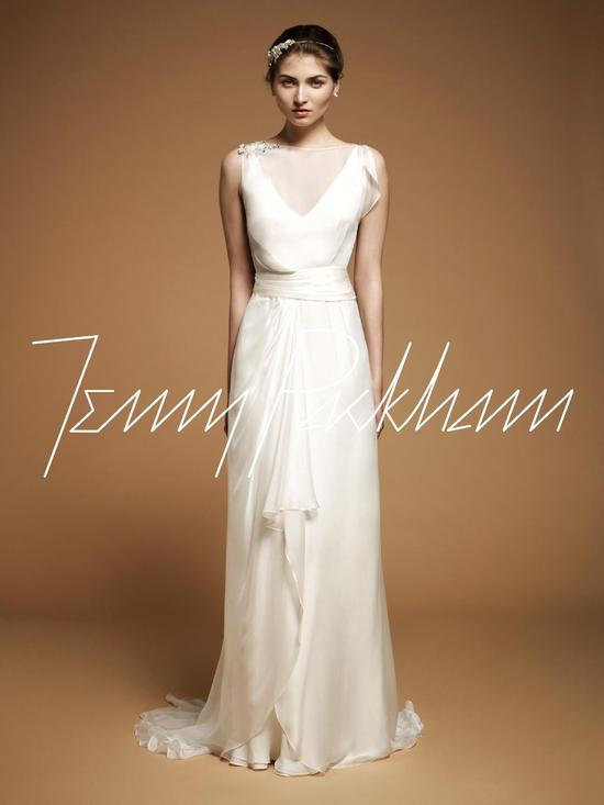 Jenny Packham wedding dress, 2012 bridal gowns 4