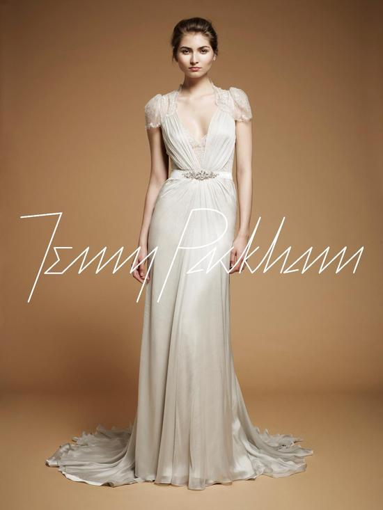 Jenny Packham wedding dress, 2012 bridal gowns 6