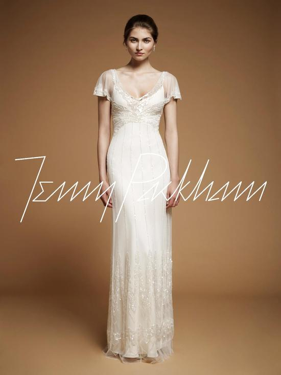Jenny Packham wedding dress, 2012 bridal gowns 7