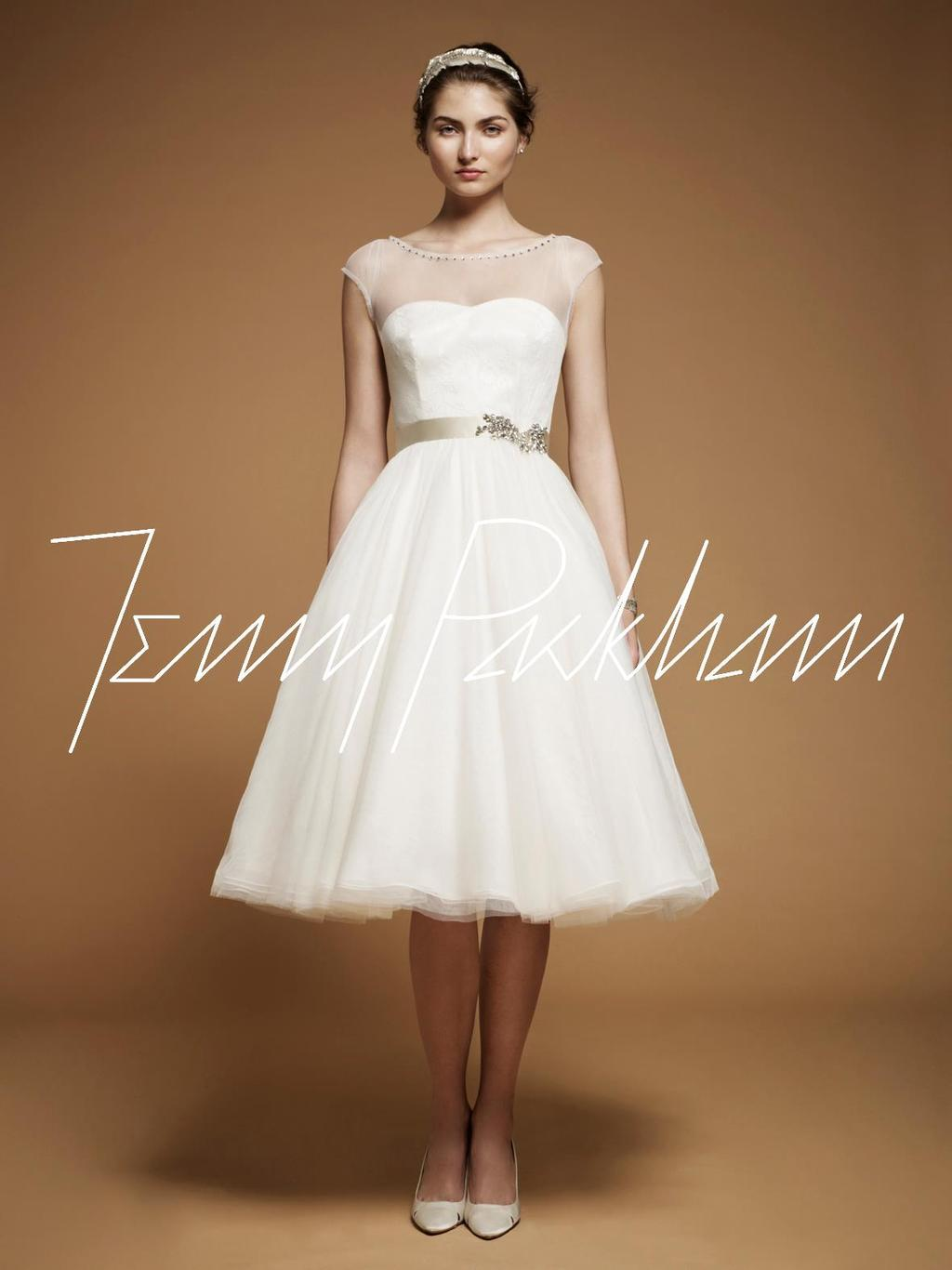 Jenny Packham wedding dress, 2012 bridal gowns 8