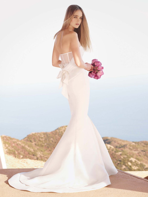 White by Vera Wang wedding dress, Fall 2012- VW351081