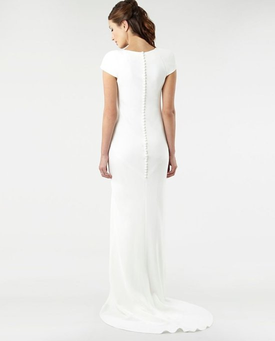 pippa middleton inspired wedding dress simple