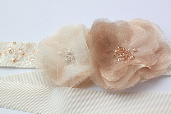 wedding dress accessories bridal sash