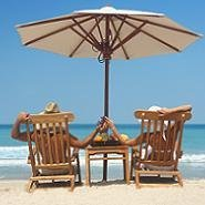 Beach Chairs Couple 2
